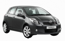 Rent Toyota Yaris